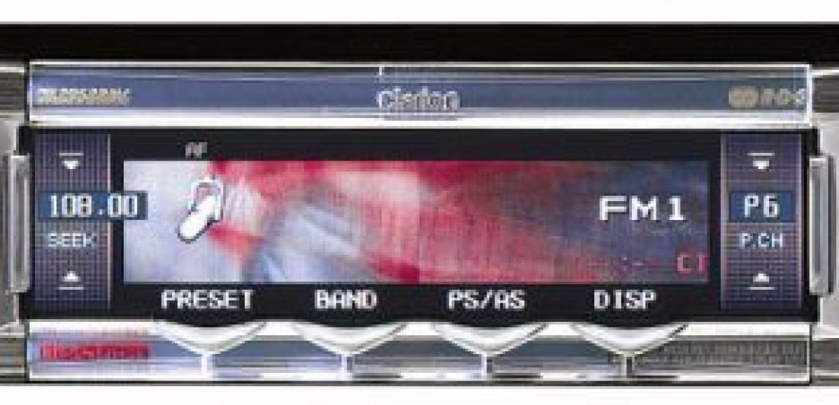 CD-проигрыватель Clarion DXZ958RMC. Универсал