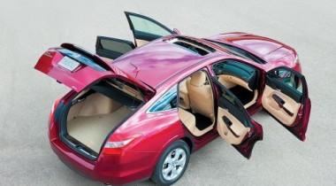 Honda Accord Crosstour. Тур по кроссу
