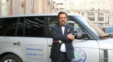 Land Rover и SPEAR'S провели благотворительный вечер в «Арарат Парк Хаятт Москва»