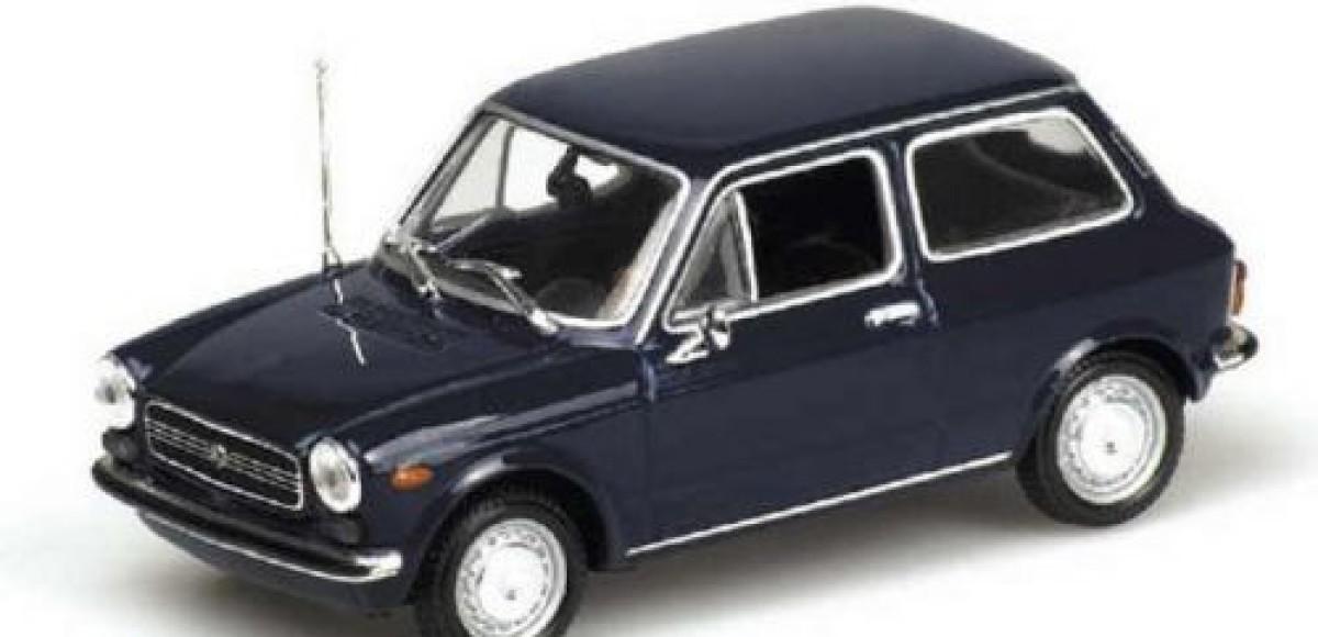 FIAT вернет Autobianchi