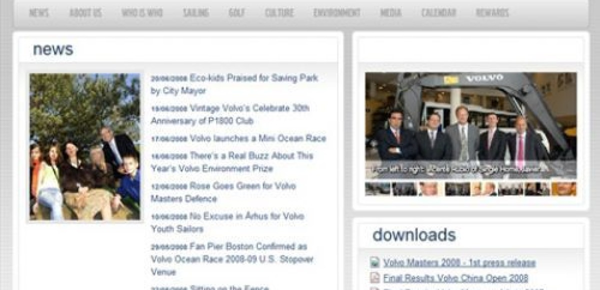 Volvo Cars открывает информацию о своей спонсорской деятельности