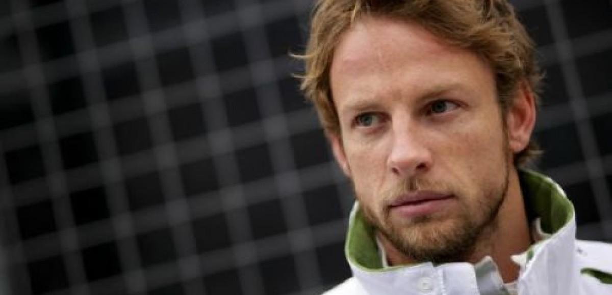 Гран-При Австралии закончился дублем команды  Brawn GP !