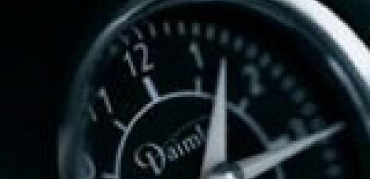 Daimler Super Eight. Российская премьера