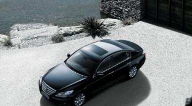 Hyundai Genesis. Прыжок выше головы