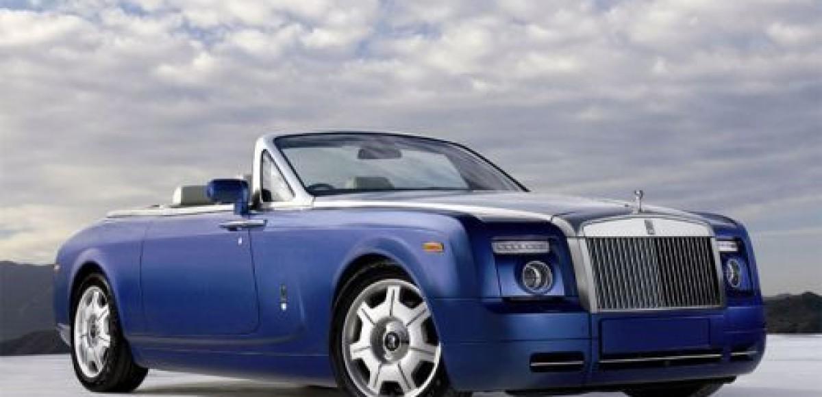Rolls-Royce в пятый раз фиксирует рекорд продаж