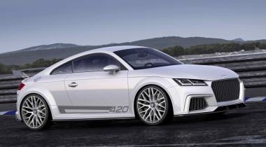 Шоу-кар от Audi дает возможность заглянуть в будущее