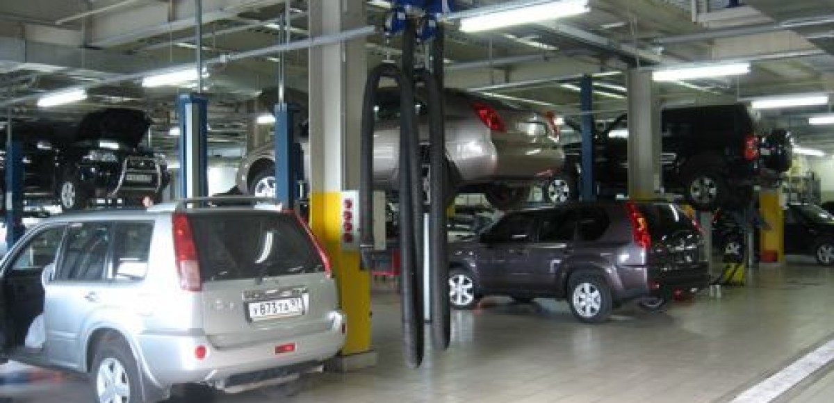 «АвтоСпецЦентр», Москва. Спецпрограмма обслуживания постгарантийных Nissan