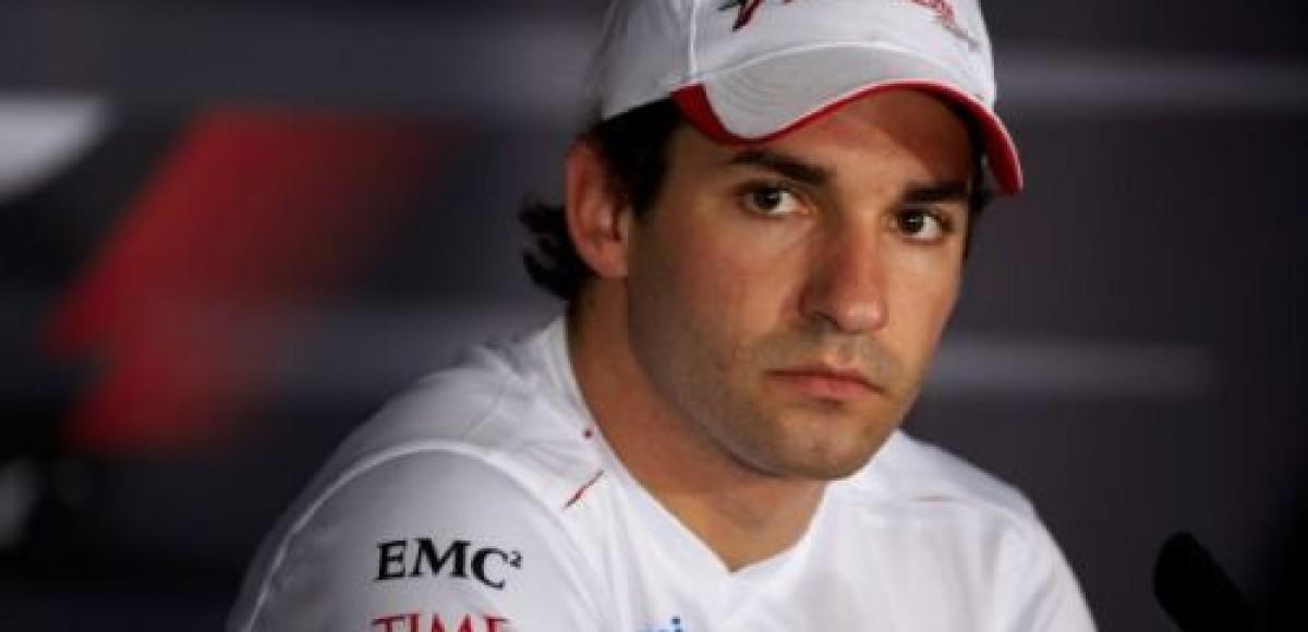 Тимо Глок остаётся в Toyota на следующий сезон