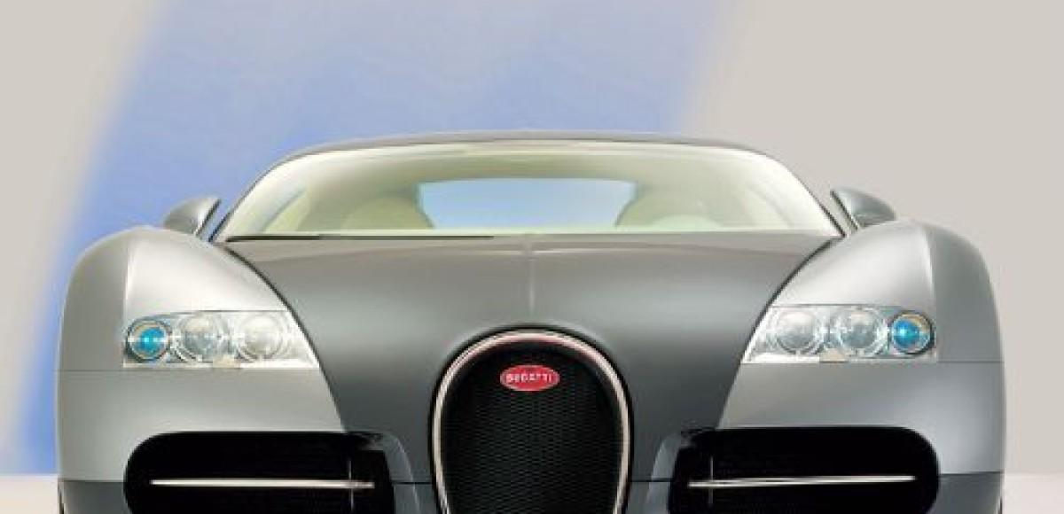 Bugatti подтверждает выпуск Veyron с кузовом «тарга»