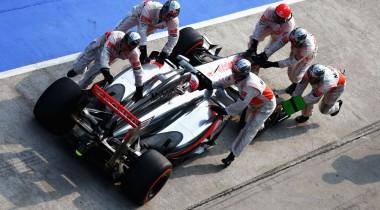 Формула 1. Гран-при Малайзии