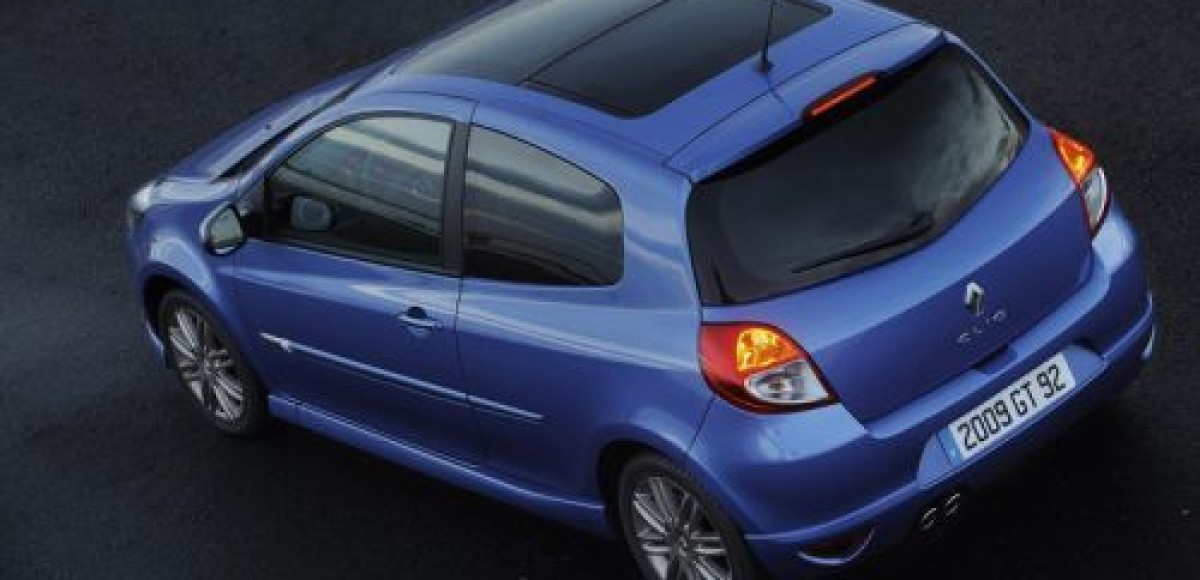 Renault Clio. Волшебные чары