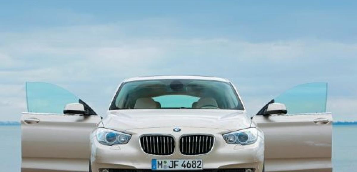 BMW 5-Series Gran Tourismo. Пять на семь