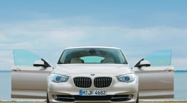 BMW 5-Series Gran Tourismo. Пять на семь
