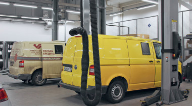 Частности целого: постпродажное обслуживание коммерческих автомобилей Volkswagen