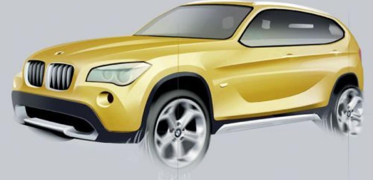 BMW представляет концепткар X1