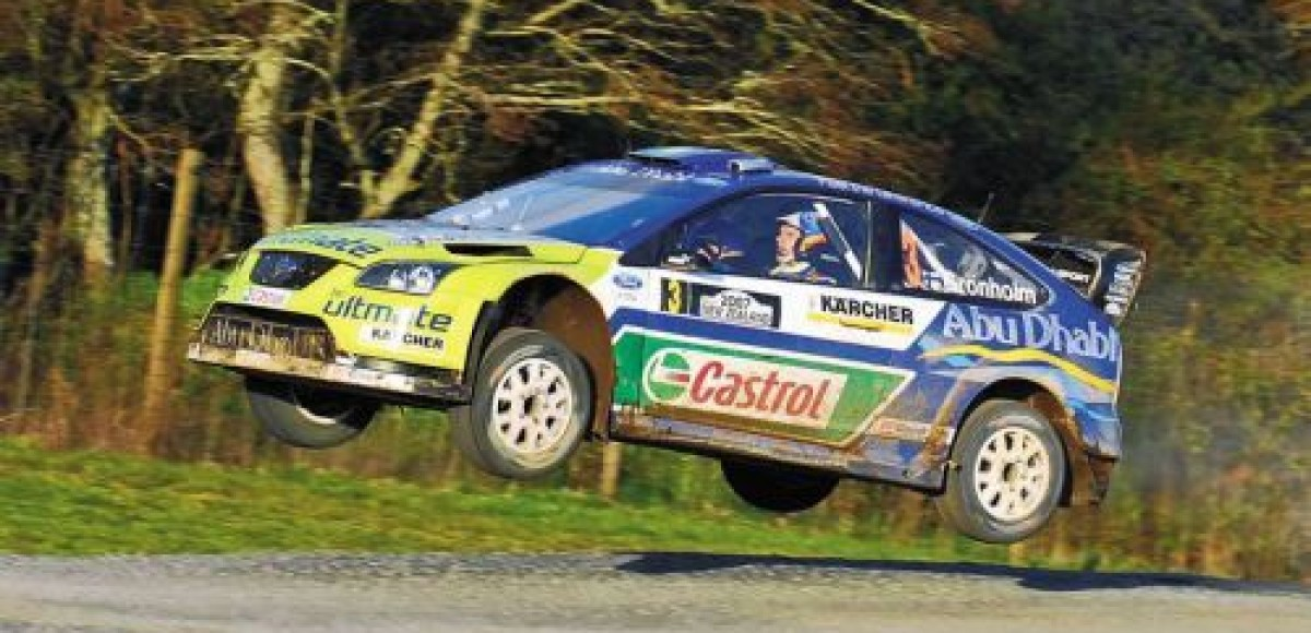 Чемпион мира по ралли вручит победителю акции «Выиграй гонку «За чистый двигатель!» автомобиль Ford Focus ST