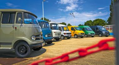 Mercedes-Benz Sprinter: сколько стоит безопасность