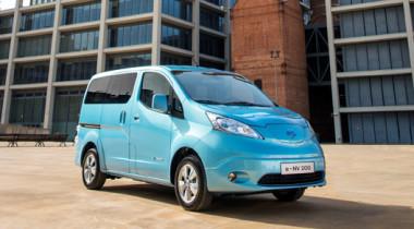 Nissan e-NV200 — вторая «чисто электрическая» модель компании