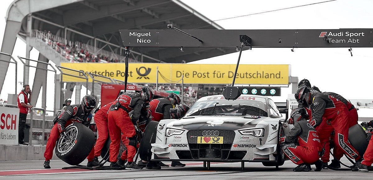 Немецкий кузовной: чем интересен чемпионат DTM