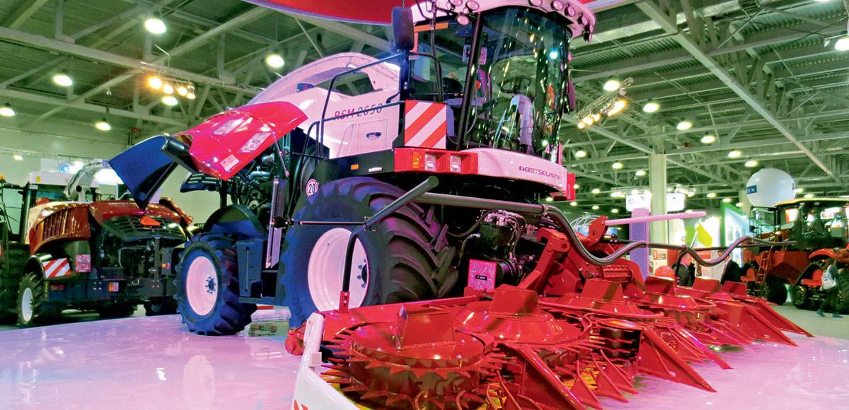 Битва за урожай: новинки сельхозтехники