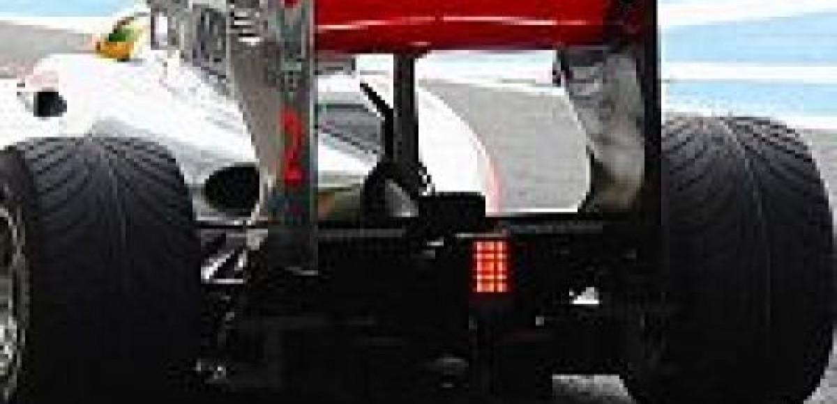 Задний спойлер в McLaren нелегален?