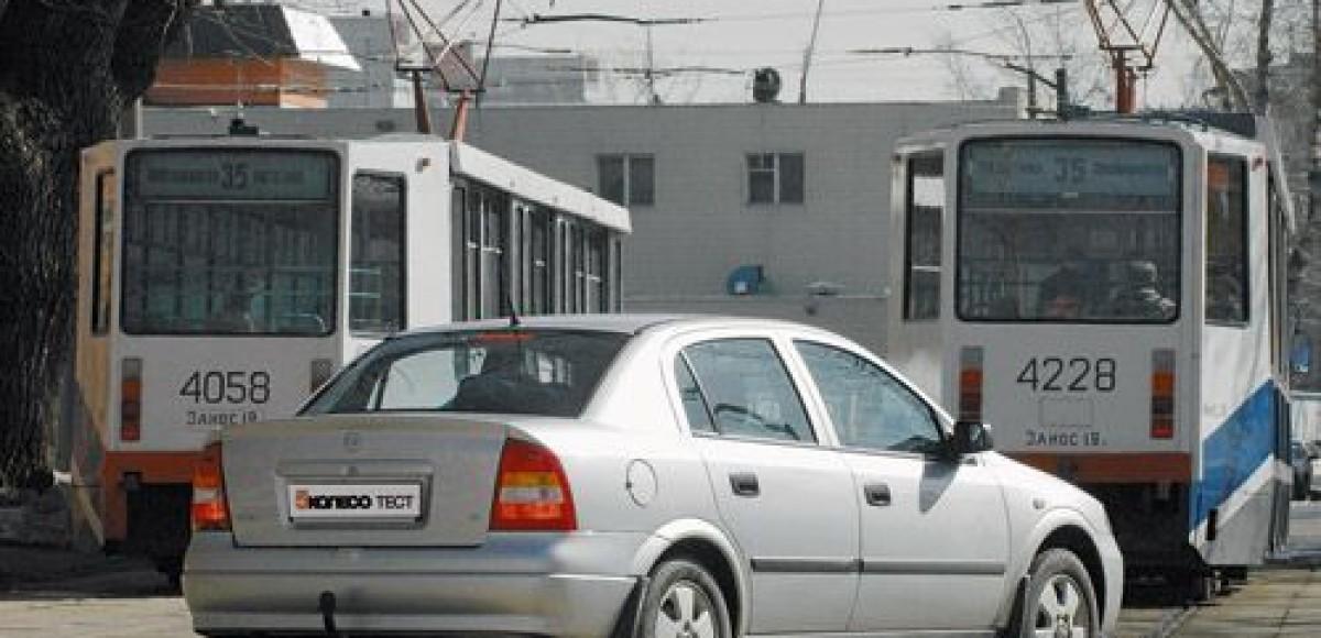 Chevrolet Viva. Крест на «Астре»?