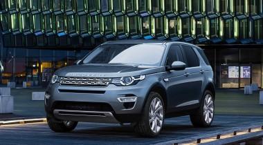 Все факты о новом Land Rover Discovery Sport