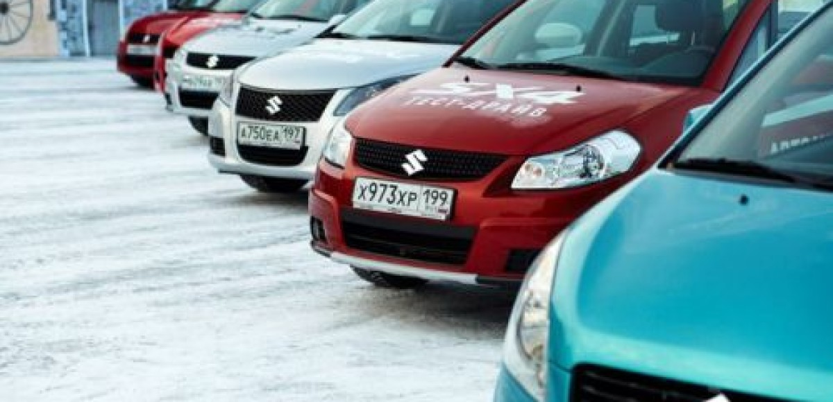 Suzuki объявляет об улучшении условий по программе Suzuki Finance