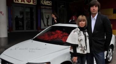 Volvo сделало влюбленным свадебное предложение