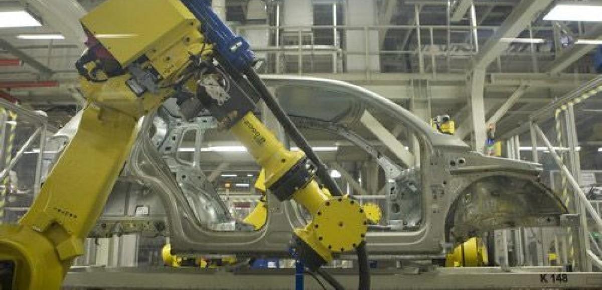 В России растет производство легковых автомобилей