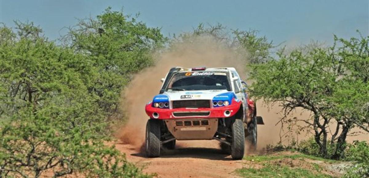 «Дакар-2013»:  успехи G-Force и партнера команды — масел G-Energy