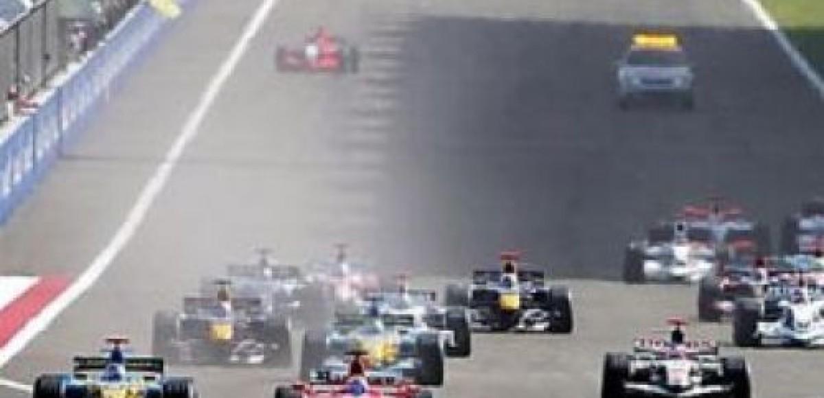 Календарь «Формулы 1» на 2008 год