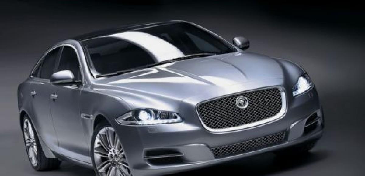 Jaguar XJ. Антиконсерватор
