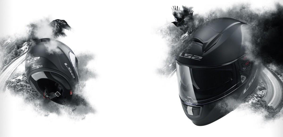 Шлемы LS2 теперь официально в России