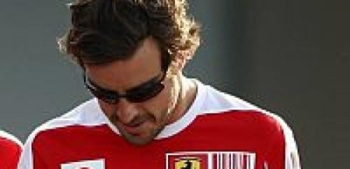 Алонсо наказан за действия команды, но Ferrari не подаёт протест