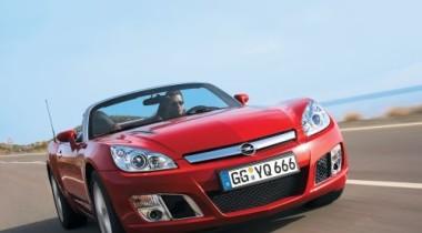Opel GT. Позднее прибытие
