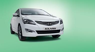 Обложка для бестселлера. Hyundai Solaris