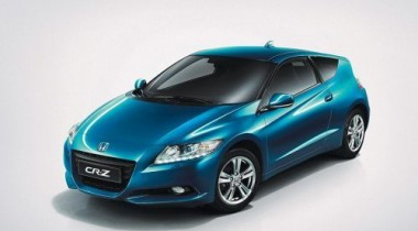 Honda CR-Z. Настроение на заказ
