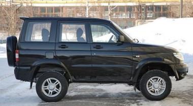 УАЗ реализовал 4 тысячи автомобилей по программе утилизации