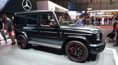 Mercedes-AMG G 63: заряжен на июнь