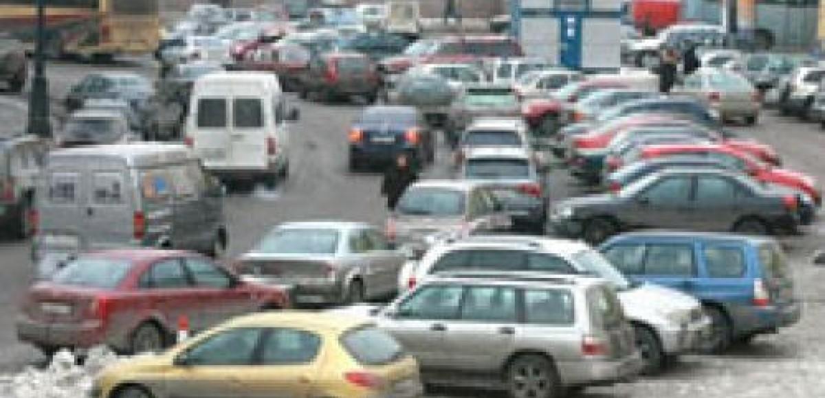 В 2015 году число автомобилей в России удвоится