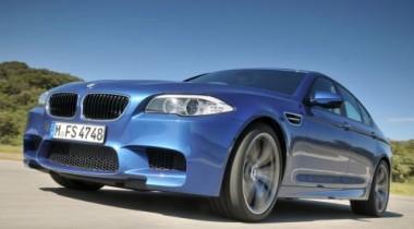 BMW показала официальные фотографии серийной BMW M5