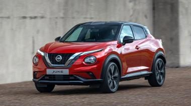 Новый Nissan Juke: больше хайпа!
