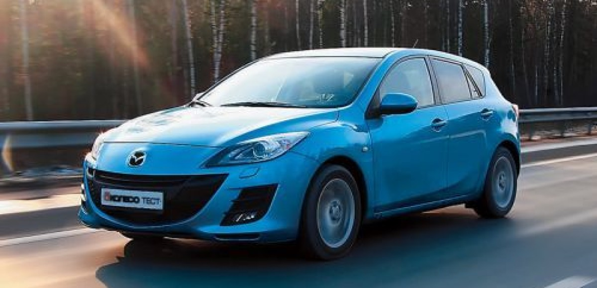 «Независимость», Кредитная программа на Mazda3