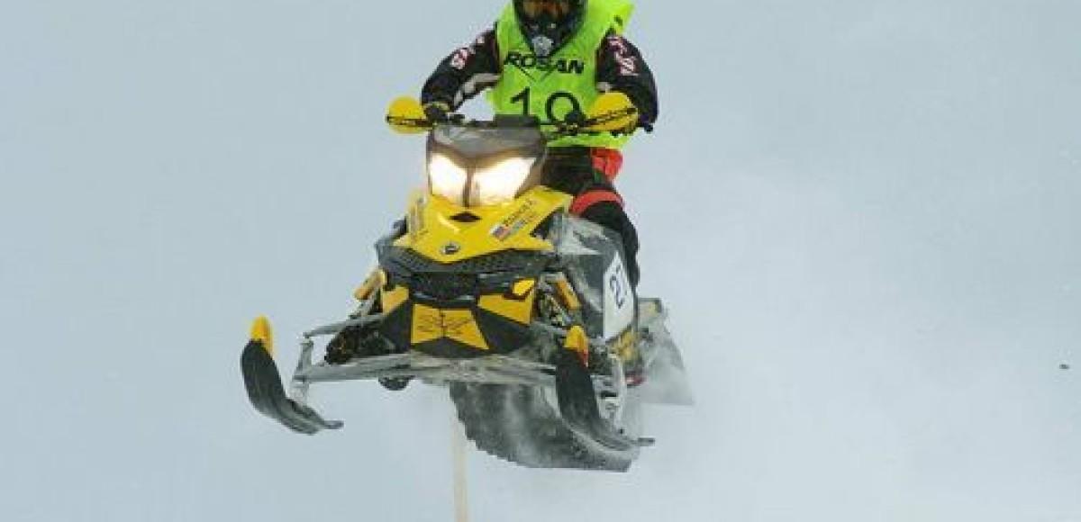 6-7 февраля в Шлиссельбурге состоится этап Кубка России по кроссу на снегоходах