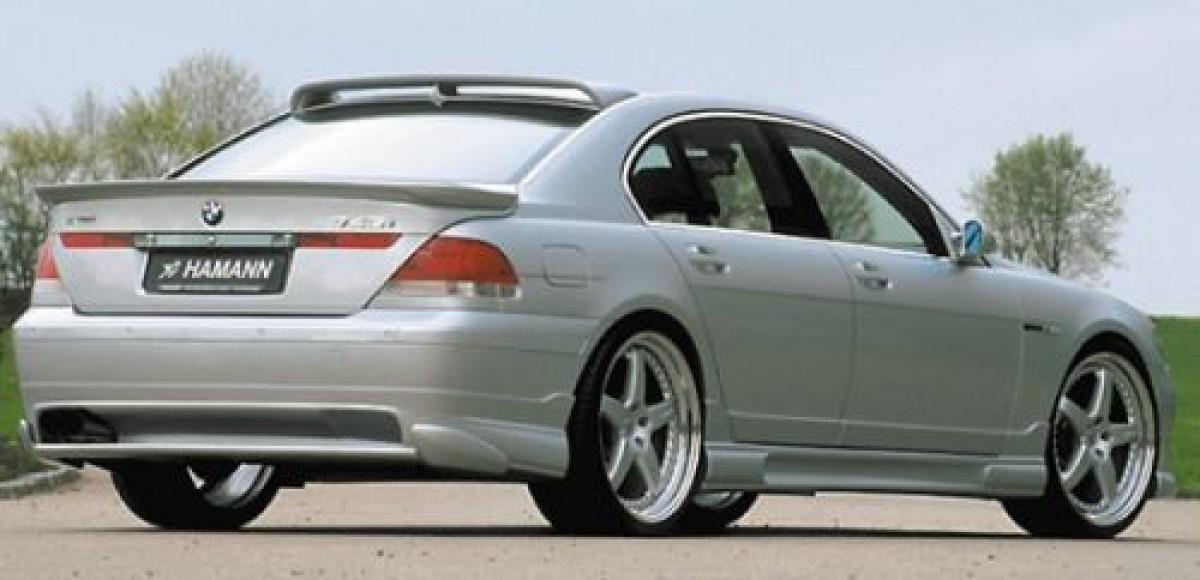 BMW 745 Li. Семерка плюс