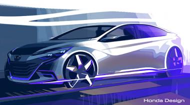 В Китае состоится премьеры концептов Honda