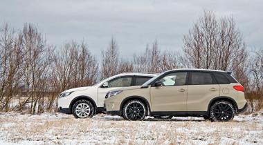 Nissan Qashqai против Suzuki Vitara. Кулинарный поединок