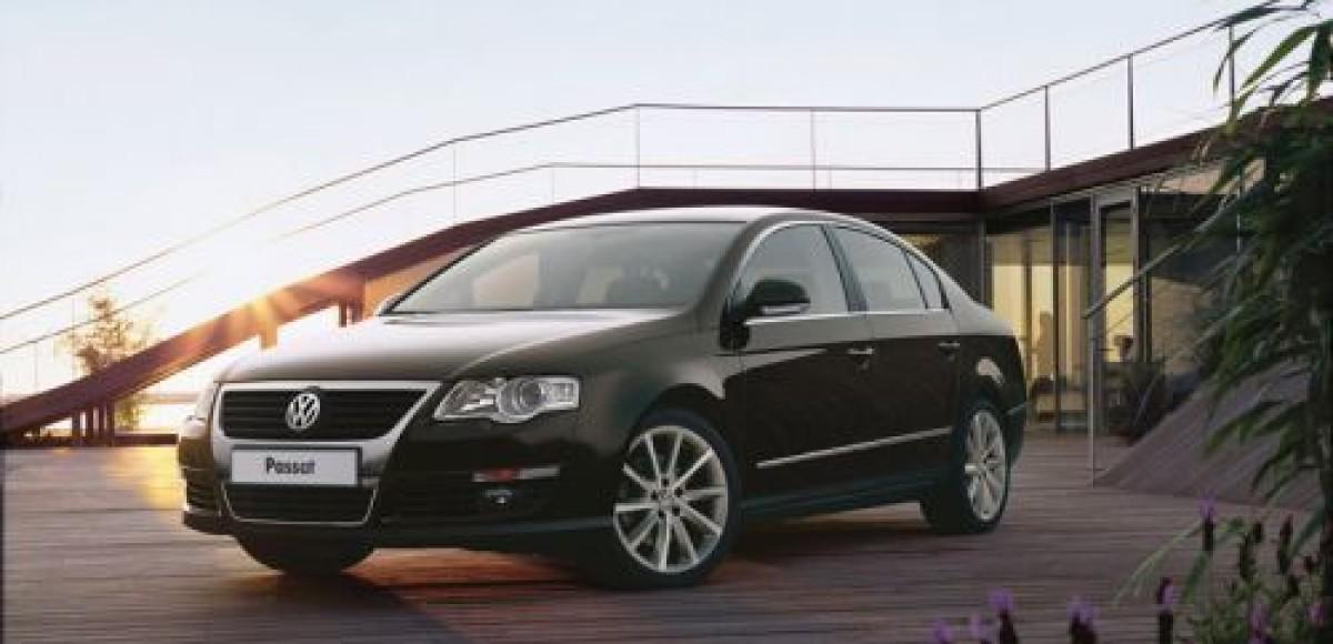 «Германика», Москва. Volkswagen Passat по максимально комфортабельной цене