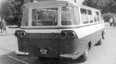 На Урале отреставрирован микроавтобус «Юность» из «Кавказской пленницы»